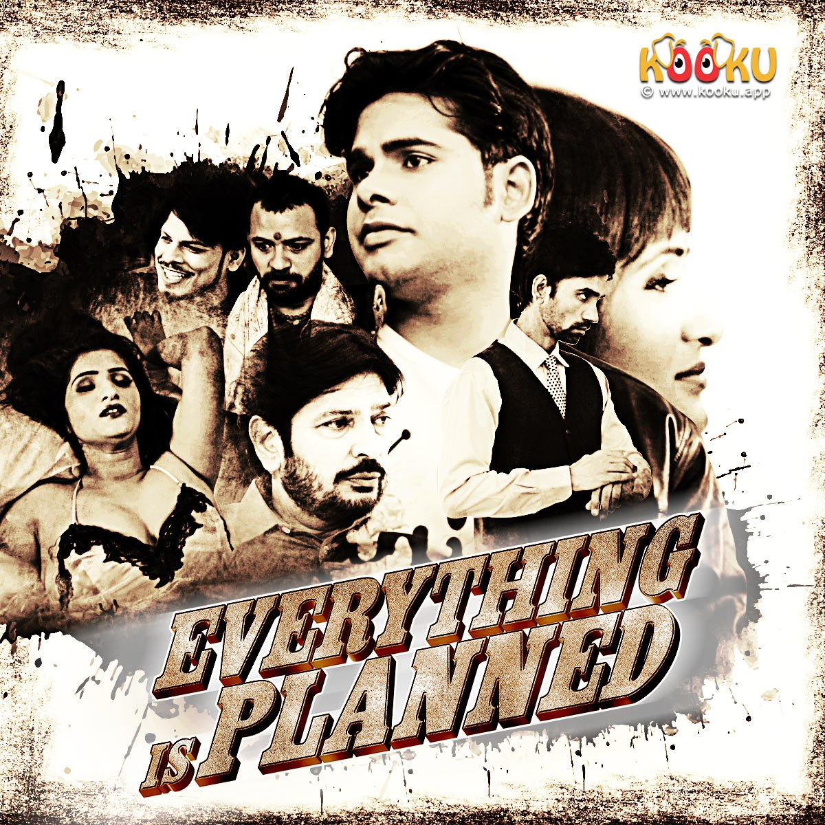 Everything is Planned 2020 S01 Hindi Kooku App Web Series Official Trailer 720p HDRip 13MB Download