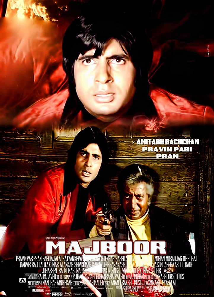 Majboor 1974 Hindi Movie 720p HDRip ESubs 1GB Download