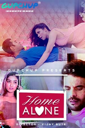 18+ Home Alone 2021 S01EP01 Hindi Gupchup Web Series 720p HDRip 180MB x264 AAC