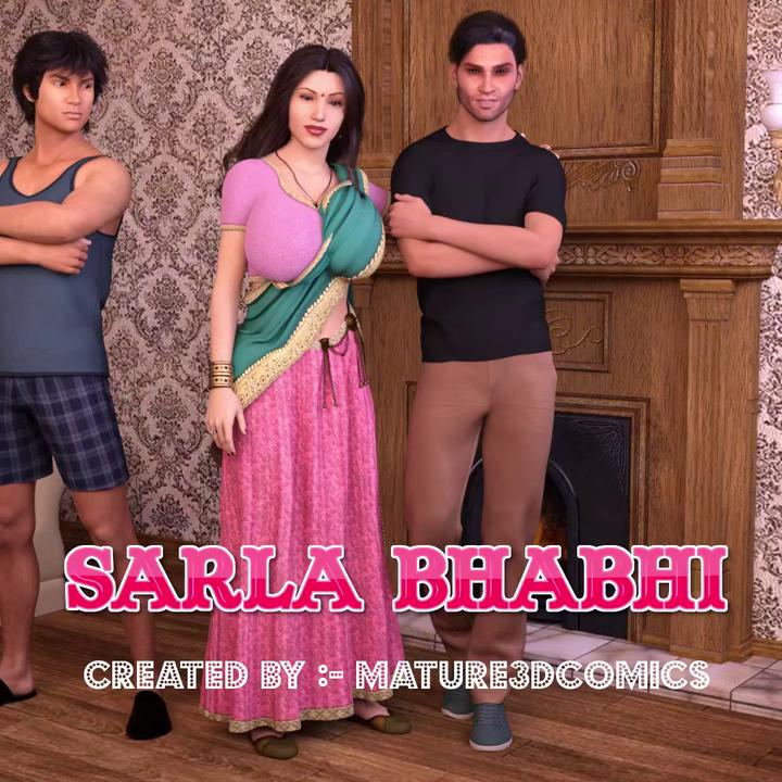 Sarla Bhabhi (2020) Flizmovies Hindi Comics Short Film 720p HDRip 60MB Free Download