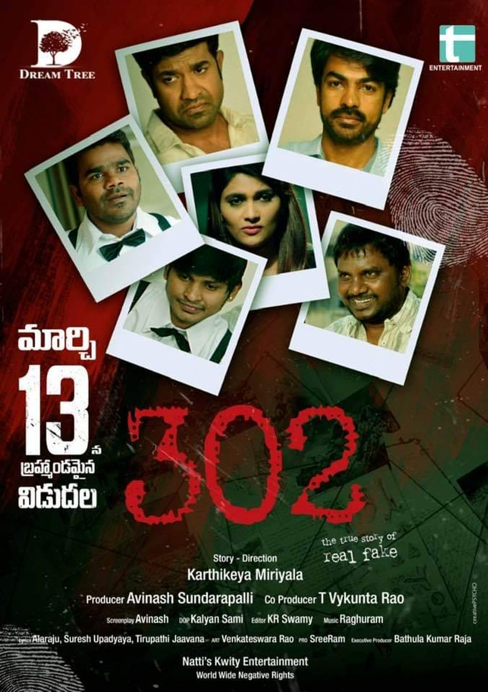 302 (2020) Telugu 720p HDRip 1.3GB Download