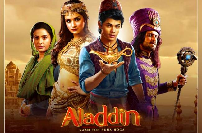 Aladdin Naam Toh Suna Hoga 2020 Hindi 720p Episode 424 HDRip 184MB Download