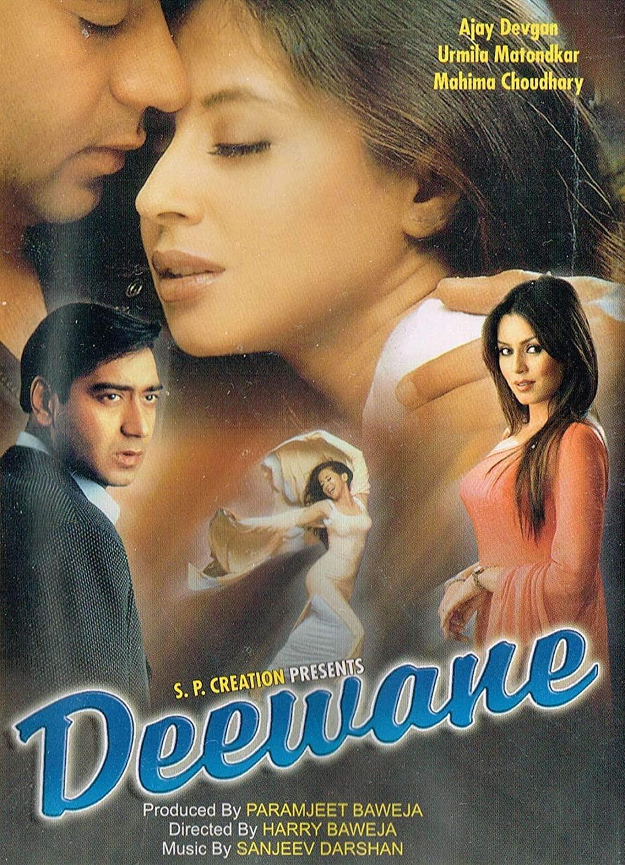 Deewane 2000 Hindi Movie 500MB HDRip Download