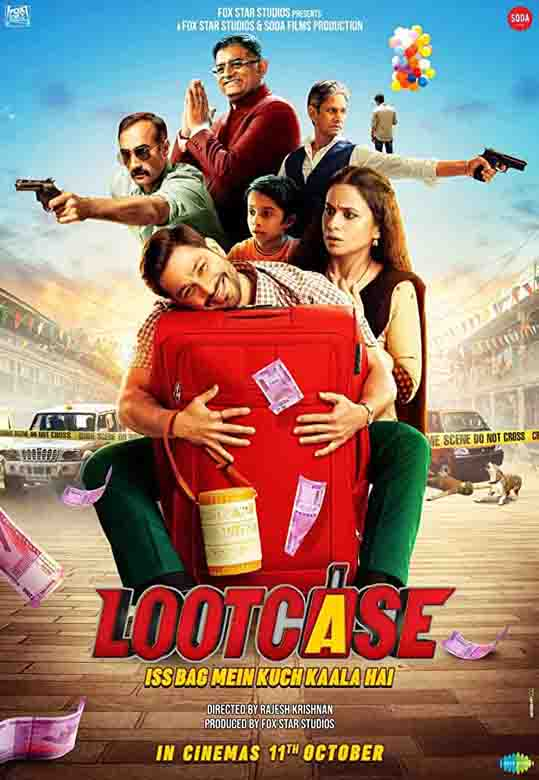 Lootcase 2020 Hindi Movie Official Trailer 720p HDRip 13MB Download