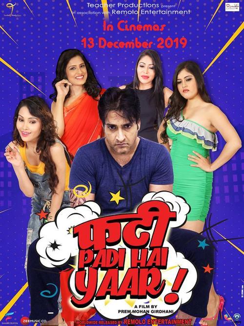 Phati Padi Hai Yaar 2019 Hindi 720p HDRip 800MB Download