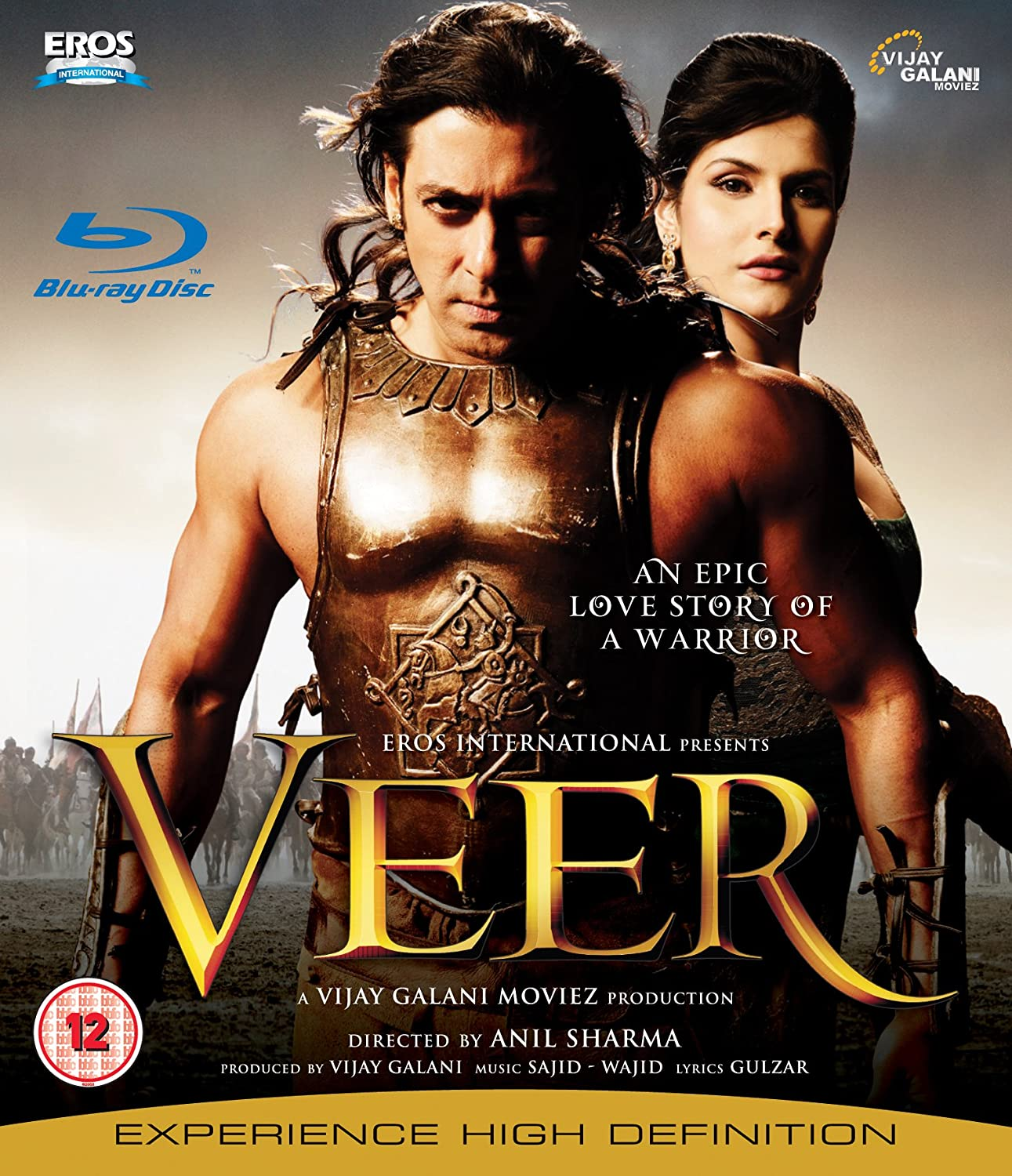 Veer 2010 Hindi Movie 500MB HDRip 480p ESubs Download
