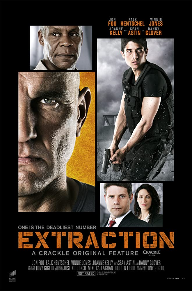 Extraction 2013 Dual Audio Hindi 350MB HDRip 480p ESubs Download