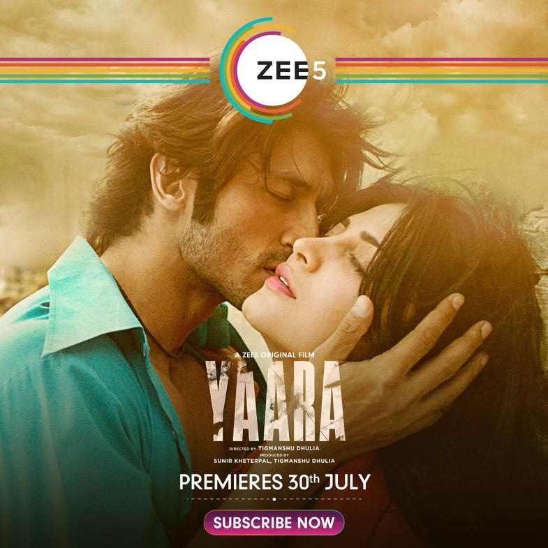 Yaara 2020 Hindi Official Trailer 720p HDRip 11MB Download