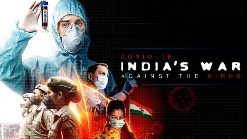 COVID 19 Indias War Against the Virus 2020 Hindi Malti Audio 720p HDRip 500MB Download
