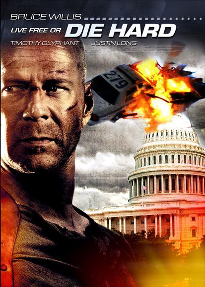 Live Free or Die Hard 2007 UNRATED Dual Audio Hindi 450MB BluRay 480p ESubs Download