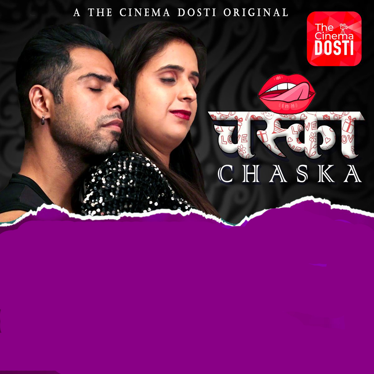 18+ Chaska 2021 CinemaDosti Originals Hindi Short Film 720p HDRip 200MB x264 AAC