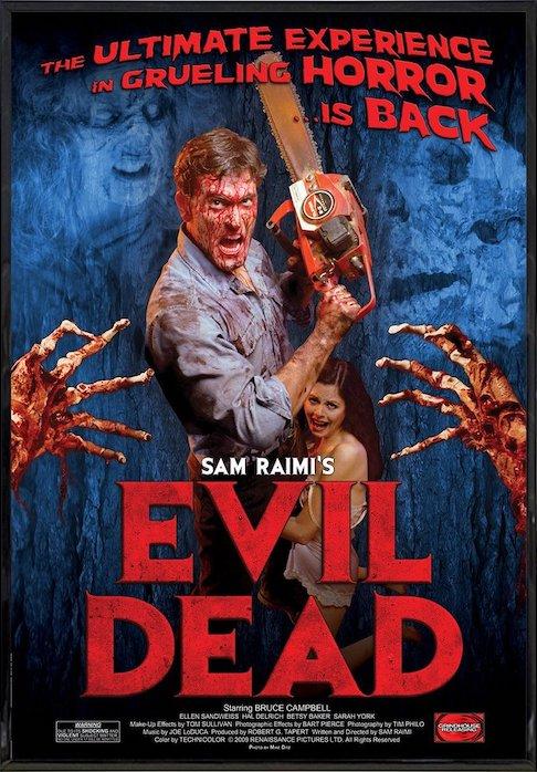 The Evil Dead 1981 Hindi Dual Audio 720p BluRay 700MB ESub Download