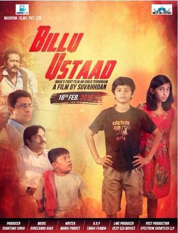 Billu Ustaad 2018 Hindi 720p HDRip 900MB Download