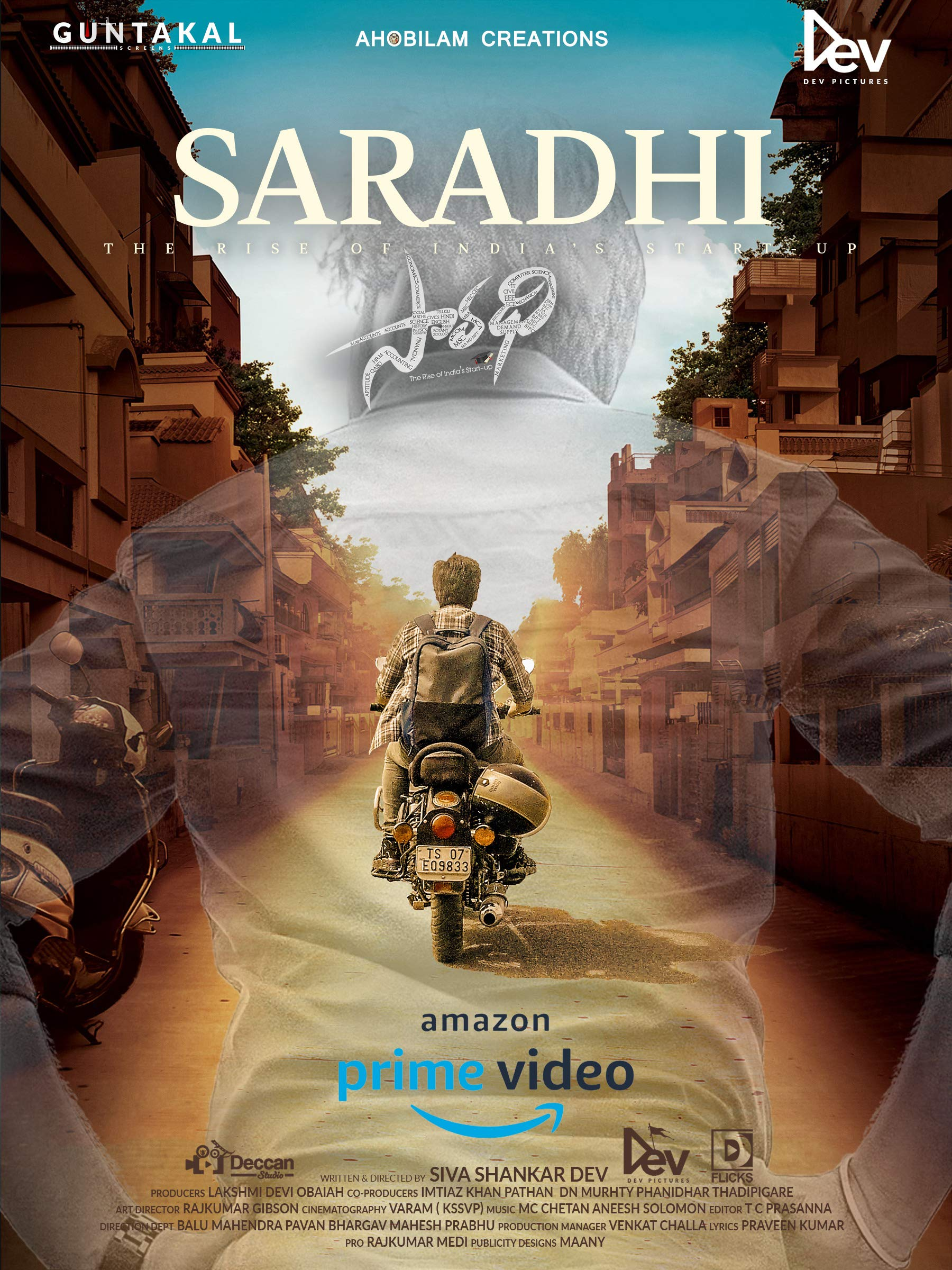 Saradhi 2020 Telugu 720p HDRip 900MB ESubs Download
