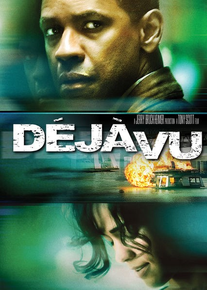 Deja Vu 2006 Hindi 480p Dual Audio 450MB BluRay Download