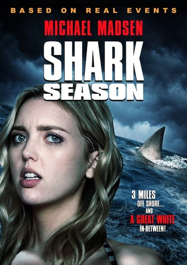 Shark Season 2020 English 300MB HDRip 480p Download