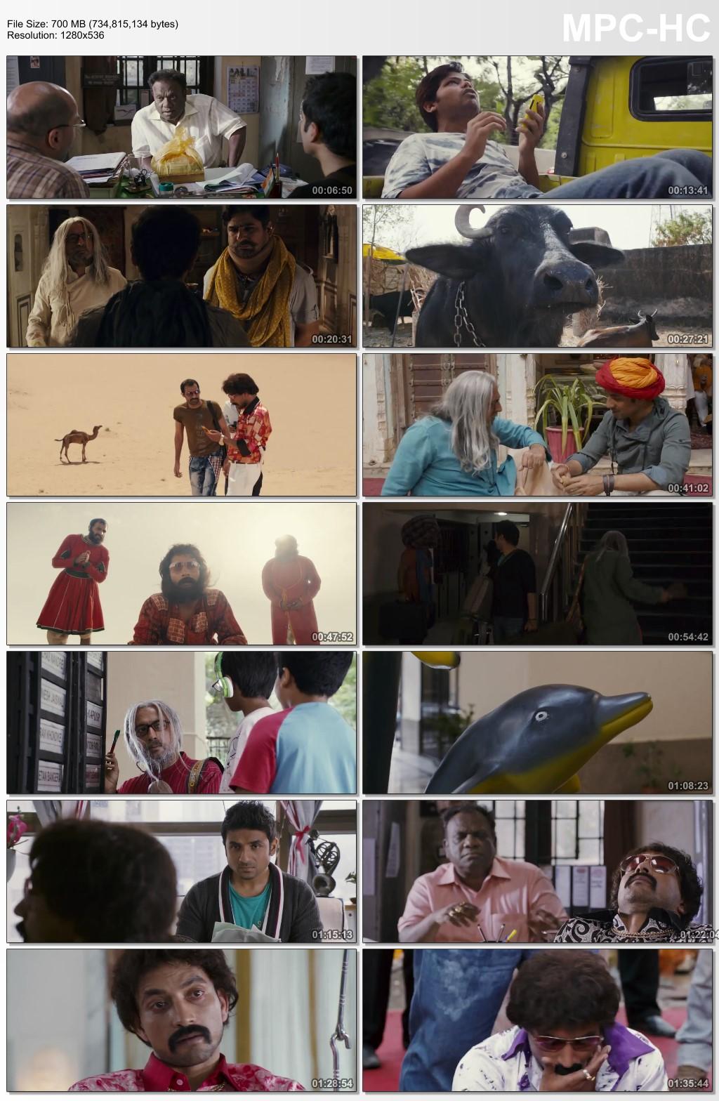 Sooper Se Ooper 2013 Hindi Movie 720p HDRip ESub 750MB Download