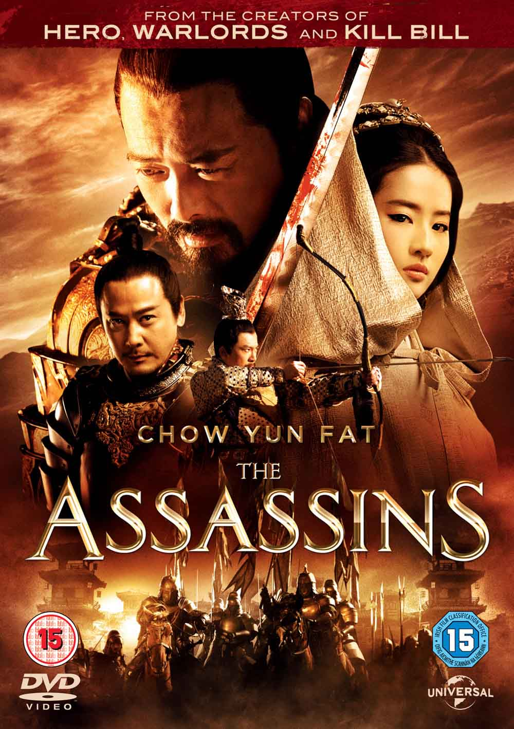 The Assassins 2020 Hindi Dual Audio 700MB BluRay 720p ESub Download