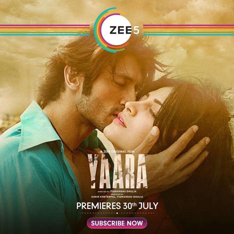 Yaara 2020 Hindi Movie 480p HDRip 500MB Download