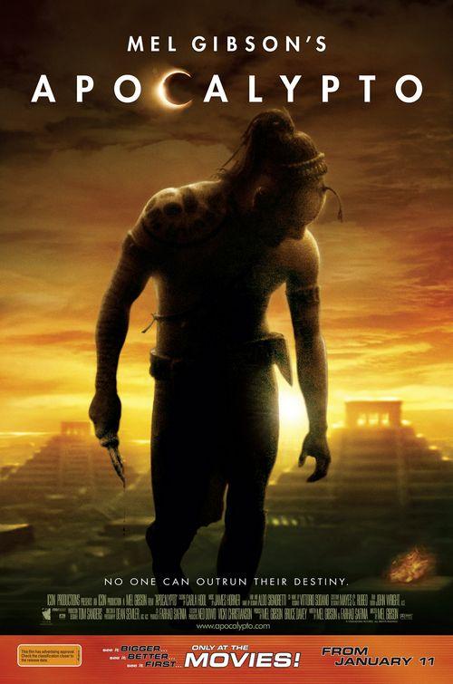 Apocalypto 2006 English Movie 400MB BluRay Download