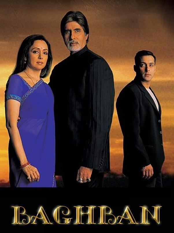 Baghban 2003 Hindi 590MB BluRay ESub Download
