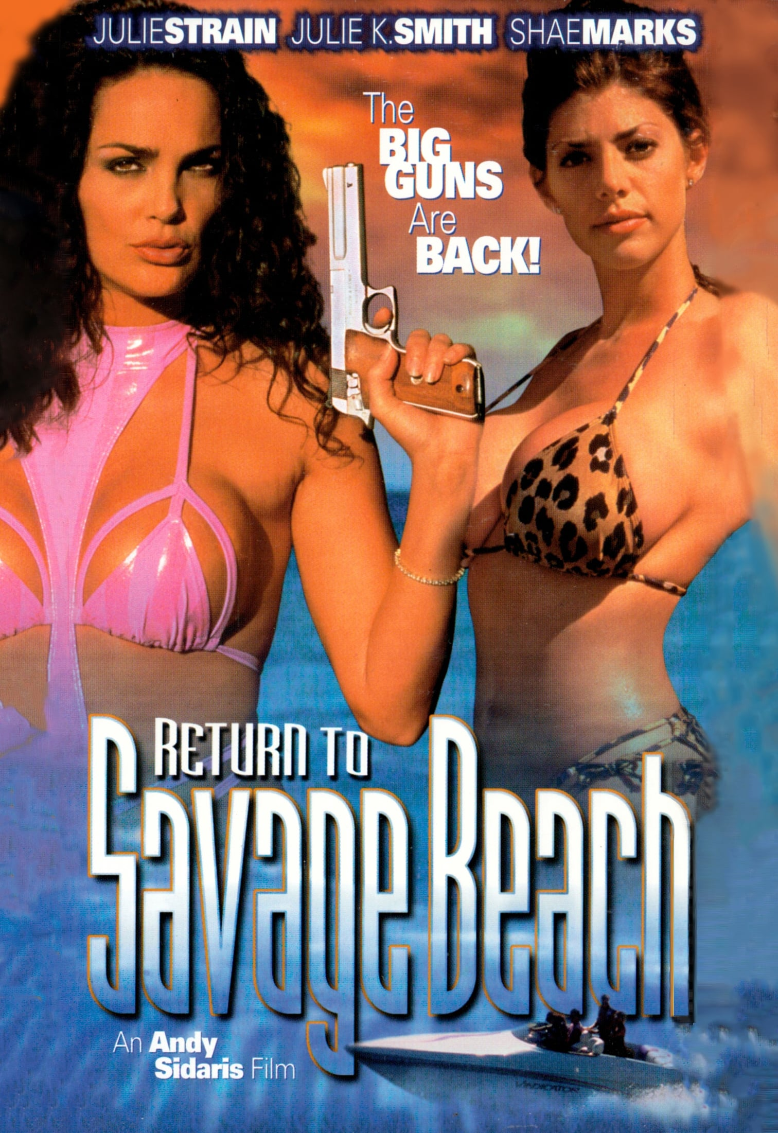 18+ Return To Savage Beach 1998 English 720p BluRay 700MB Download