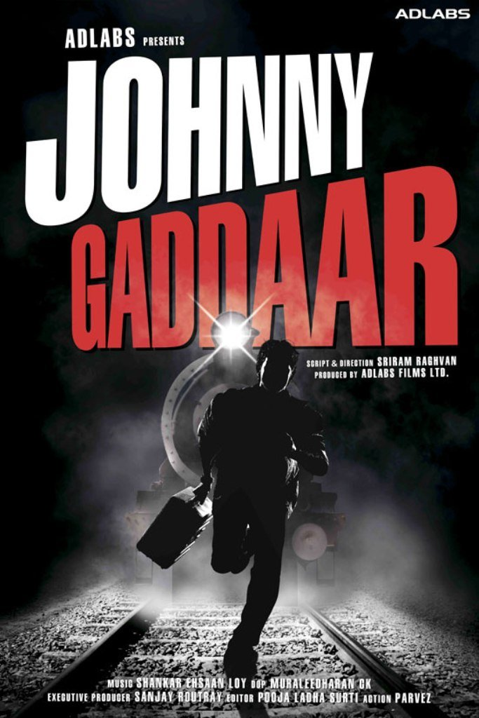 Johnny Gaddaar 2007 Hindi 720p HDRip ESub 1.2GB Download