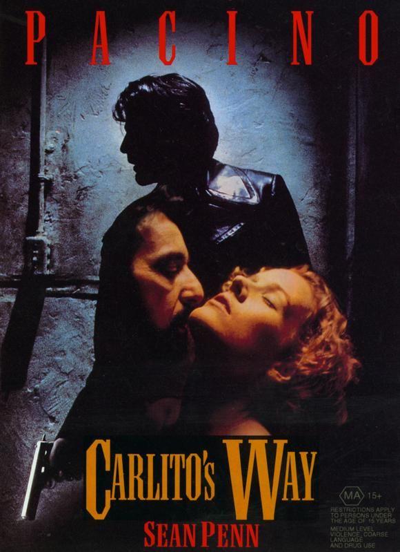 Carlito's Way 1993 Hindi Dual Audio 500MB BluRay ESub Download