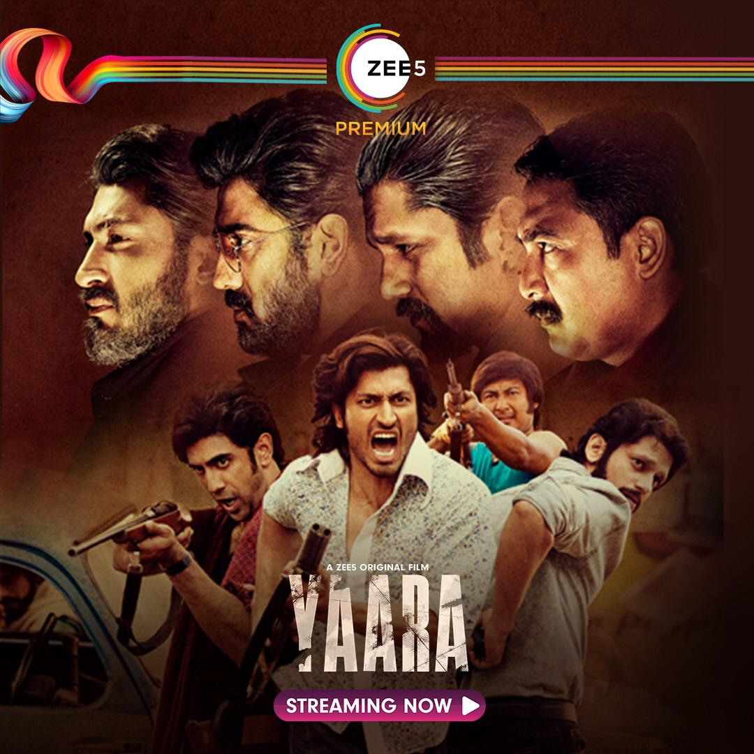 Yaara 2020 Hindi 1080p HDRip ESubs 1.5GB Download