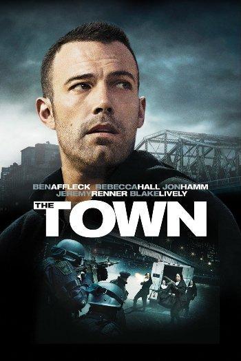 The Town 2010 Hindi Dual Audio 580p BluRay 550MB Download