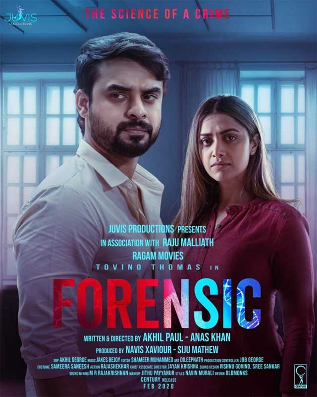 Forensic 2020 Telugu 412MB HDRip Download