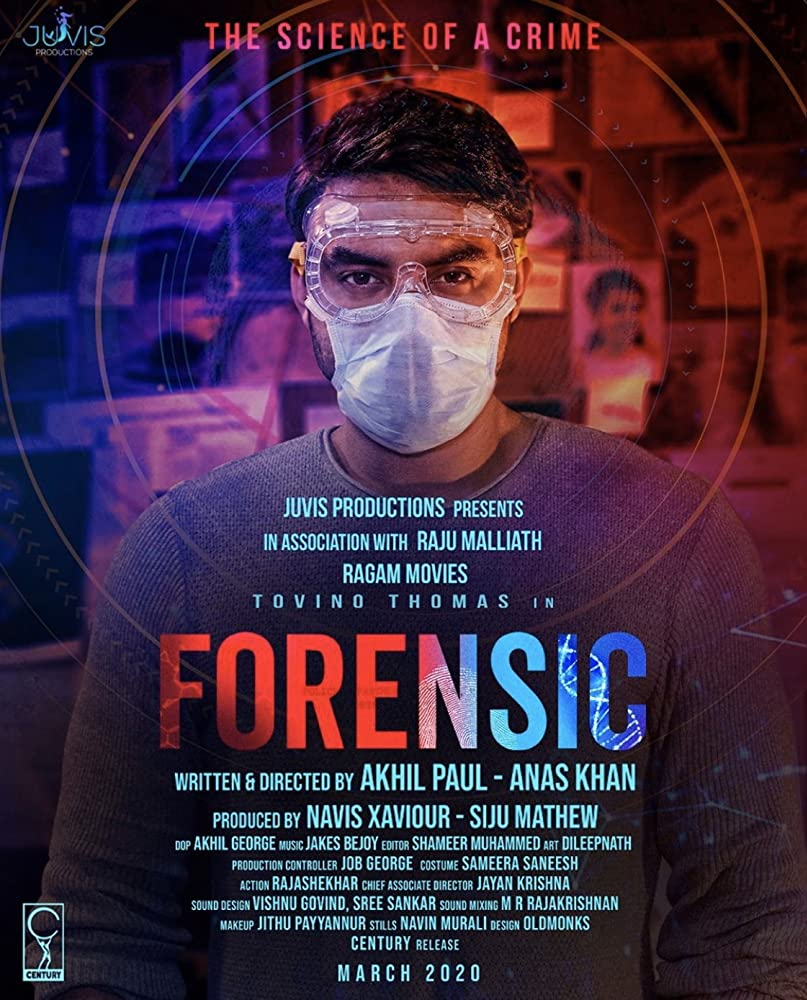 Forensic 2020 Telugu Full Movie 1080p HDRip 2GB Download