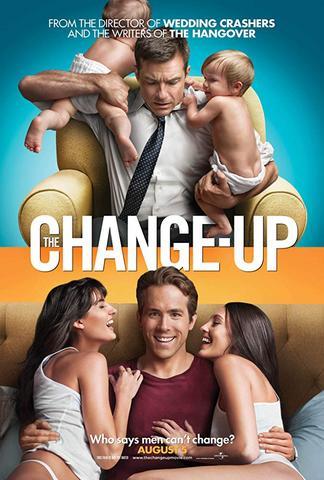The Change-Up (2011) Dual Audio Hindi 400MB BluRay 480p Download