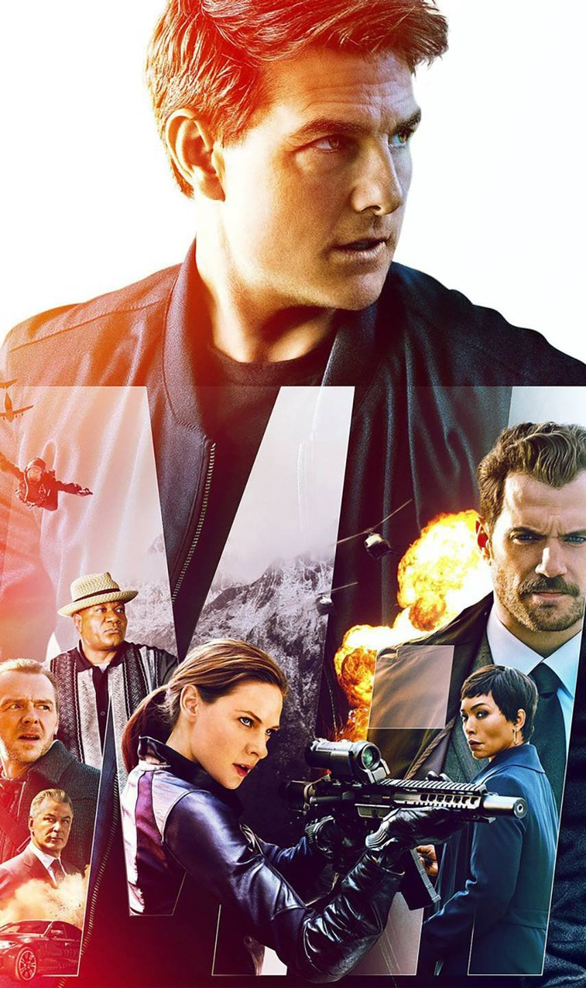 Mission Impossible Fallout (2018) Hindi Dual Audio 480p BluRay 500MB Download