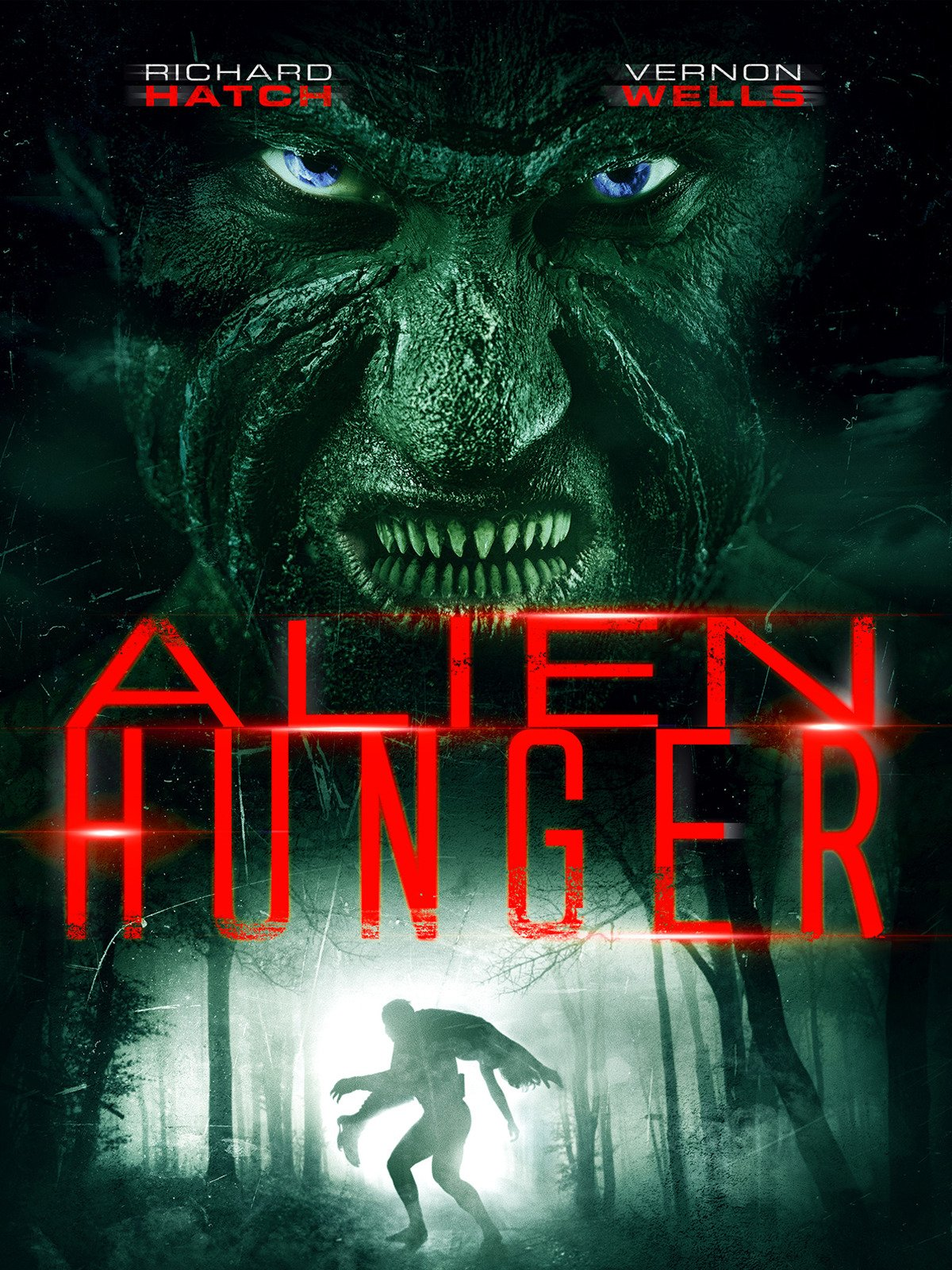 Alien Hunger 2017 Dual Audio Hindi 300MB HDRip 480p ESubs Download
