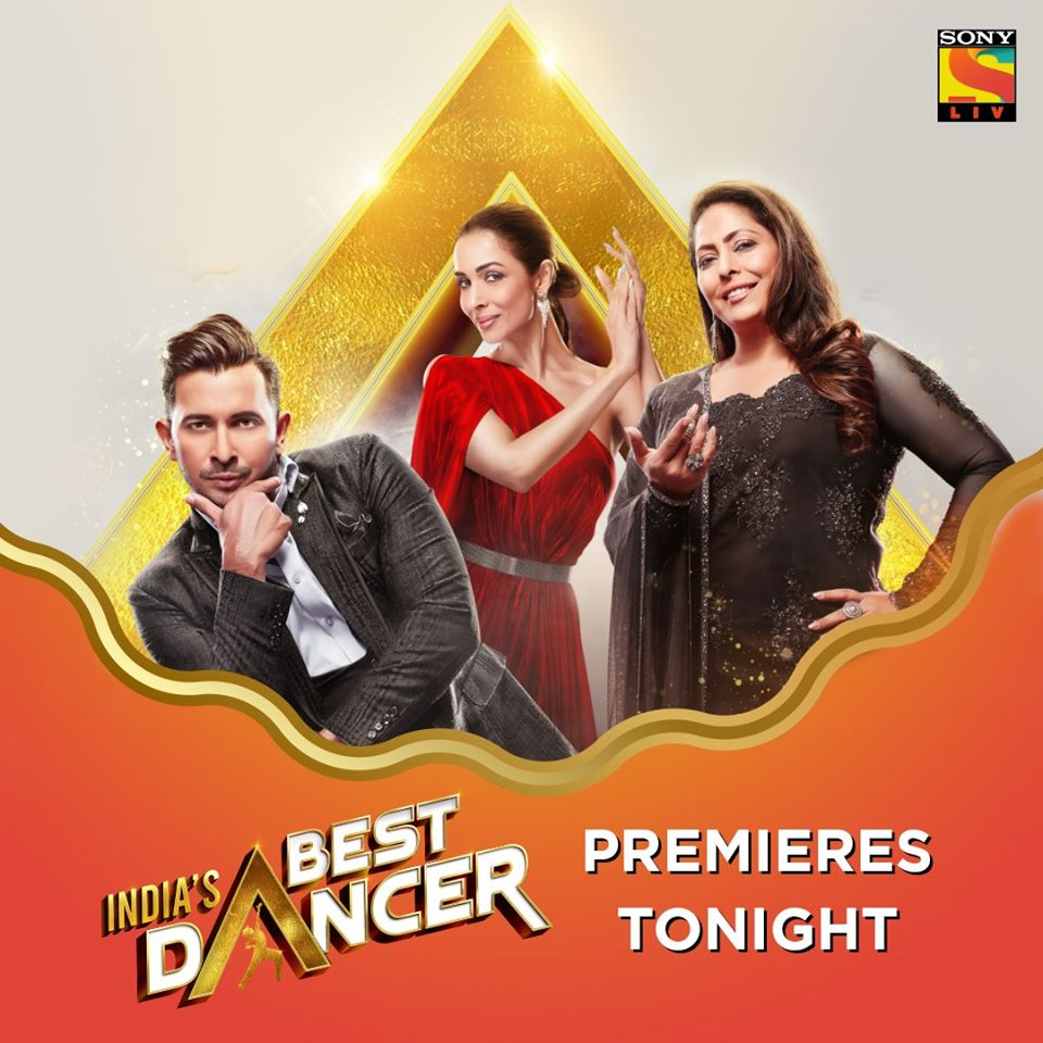 India's Best Dancer S01 (2020) EP18 Hindi (9 August) 250MB HDRip 480p