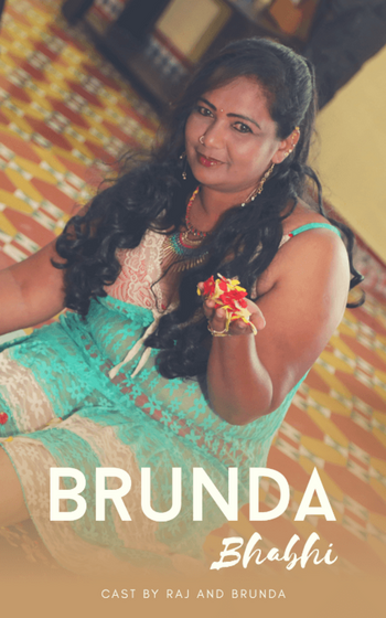 18+ Brunda Bhabhi 2020 Kannada S01E01 Hot Web Series 720p HDRip 150MB x264 AAC