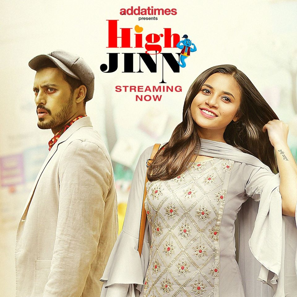 High JINN 2020 Addatimes Originals Bengali Short Film 720p HDRip ESubs 270MB Download