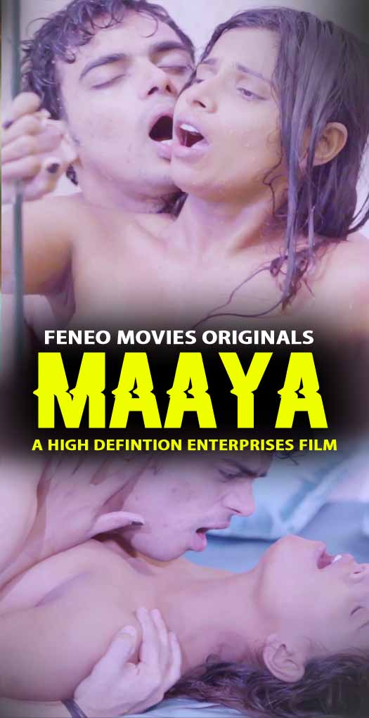 18+ Maya 2020 S01E05 Hindi Feneomovies Web Series 720p HDRip 150MB x264 AAC