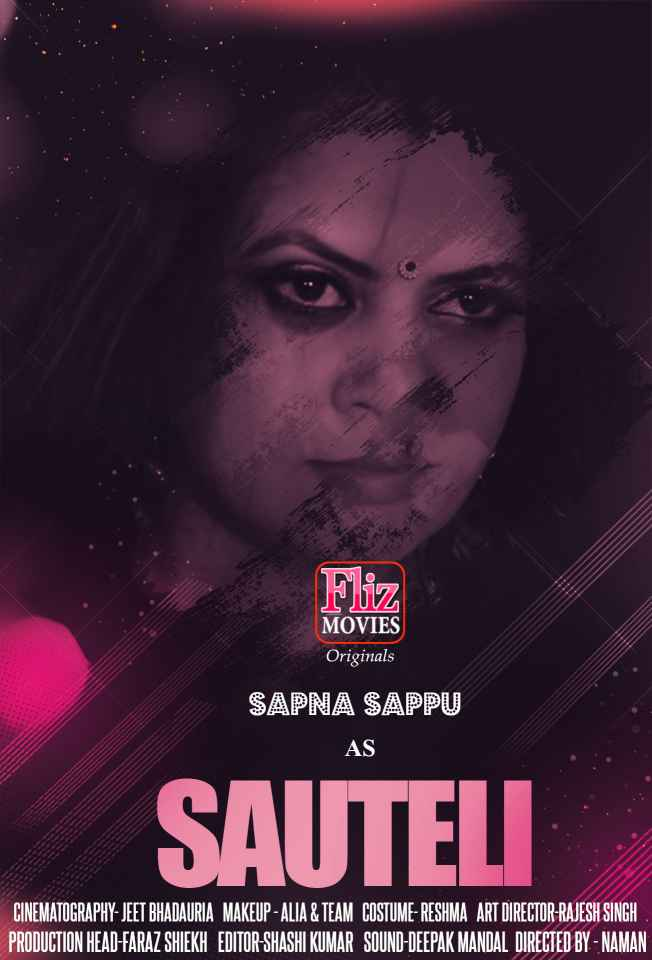 Sauteli 2020 S01E01 Flizmovies Hindi Web Series 720p HDRip 210MB Download
