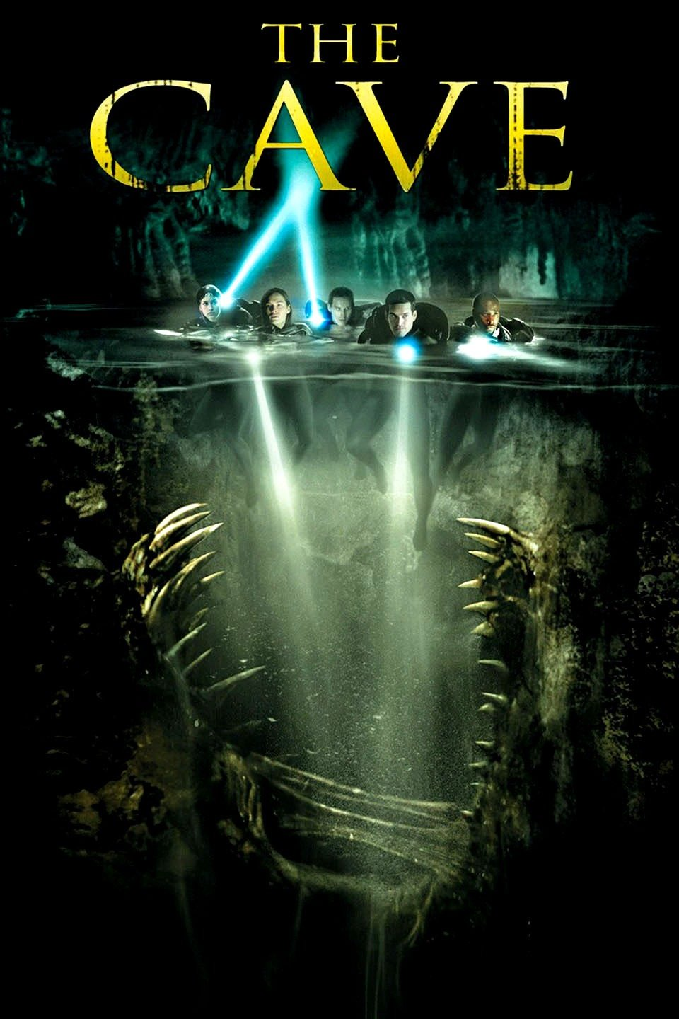 The Cave 2005 Dual Audio Hindi 450MB BluRay ESub Download