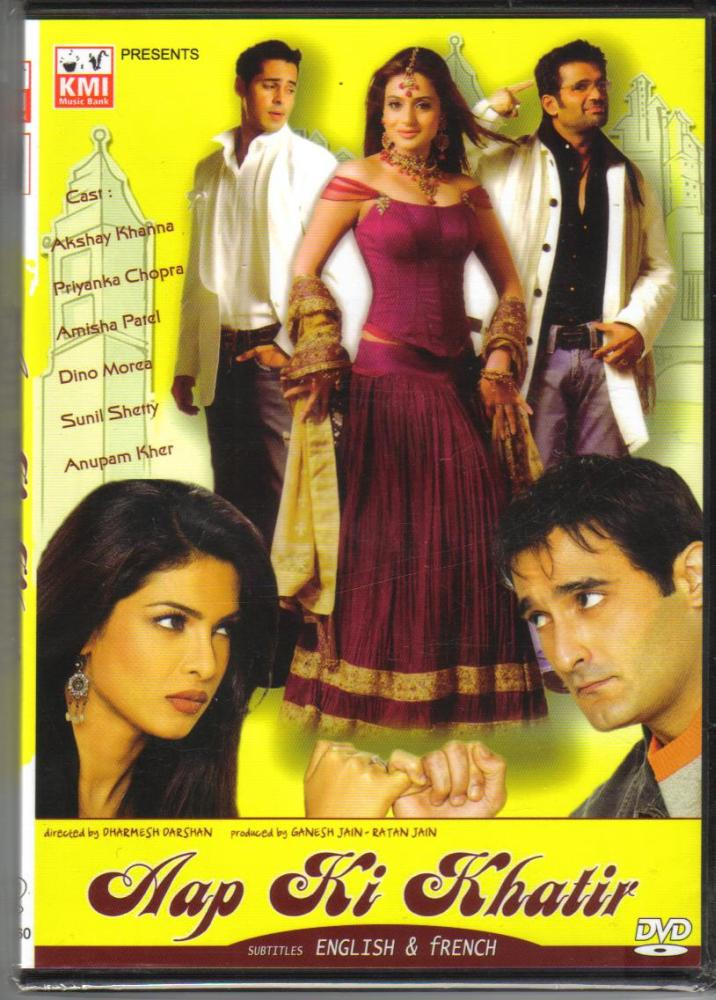 Aap Ki Khatir 2006 Hindi 350MB HDRip Download