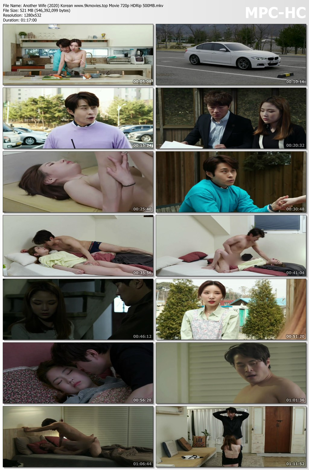 Another Wife (2020) Korean www.9kmovies.top Movie 720p HDRip 500MB.mkv thumbs
