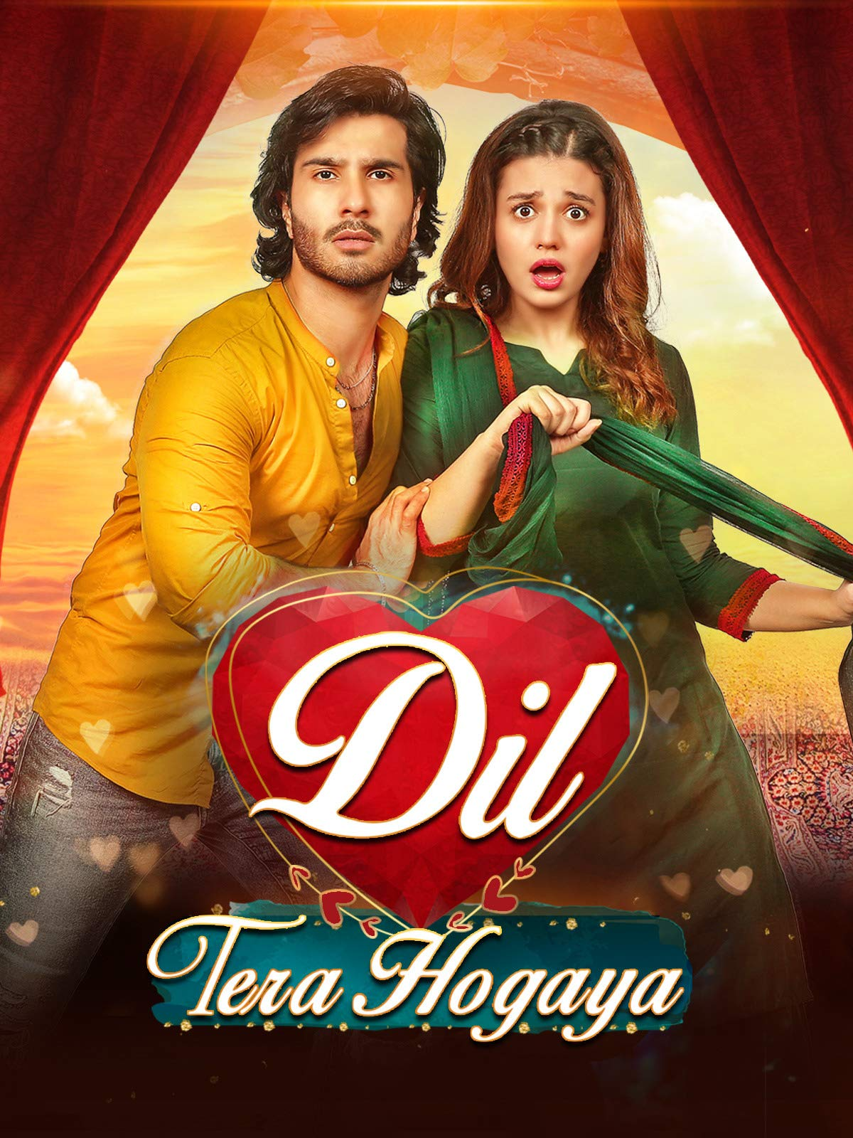 Dil Tera Hogaya 2020 Urdu 300MB HDRip Download