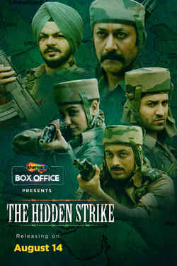 The Hidden Strike 2020 Hindi 290MB HDRip Download
