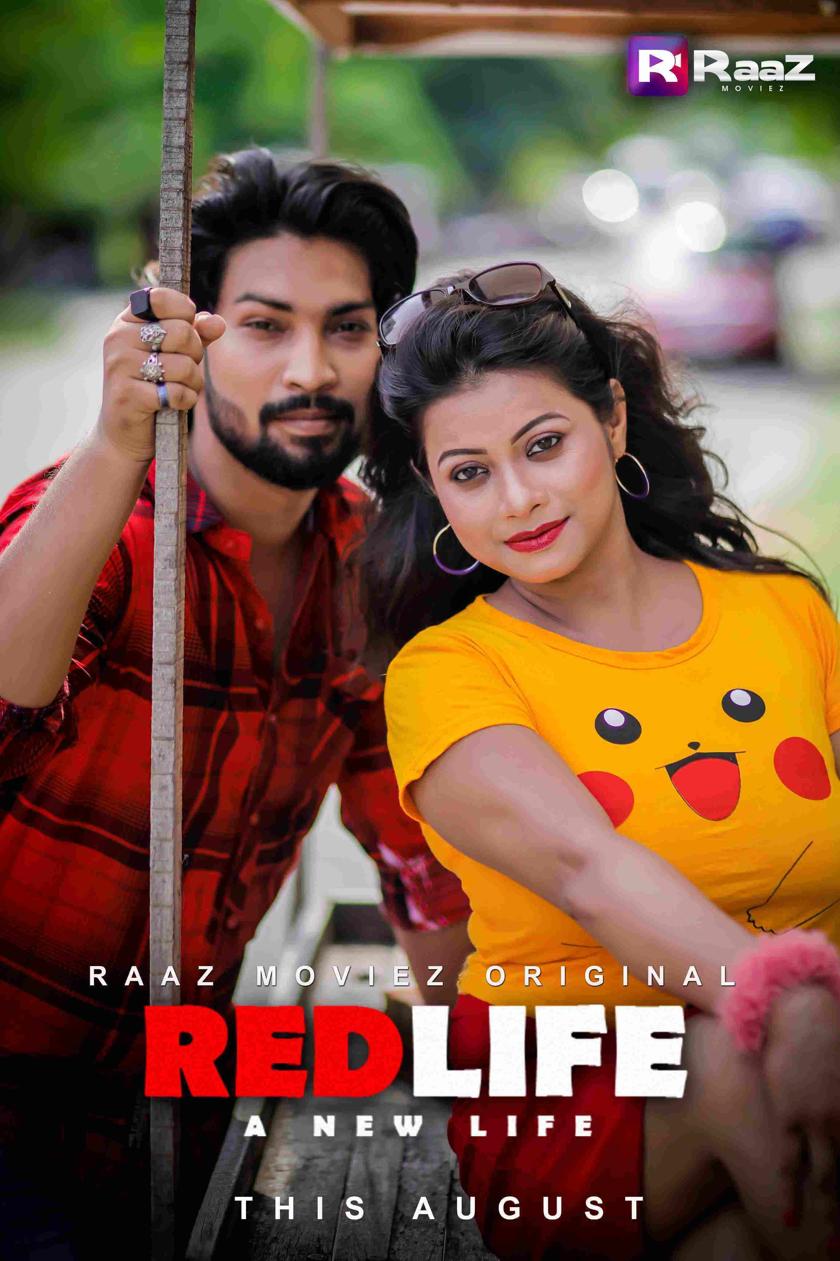 Red Life 2020 Hindi S01E03 Raaz Web Series 720p HDRip 80MB Download