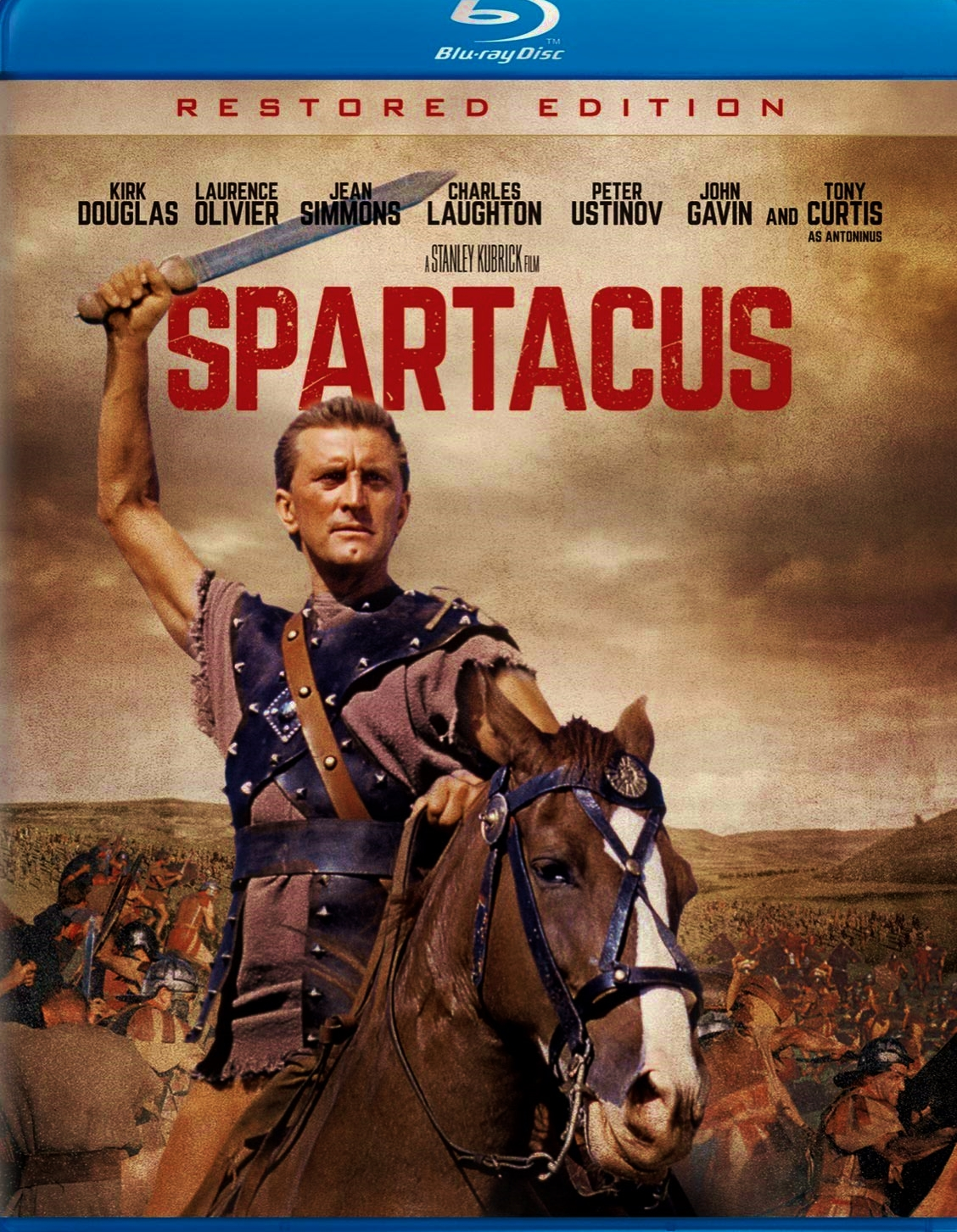 Spartacus 1960 Hindi Dual Audio 720p BluRay 1.3GB ESubs Download