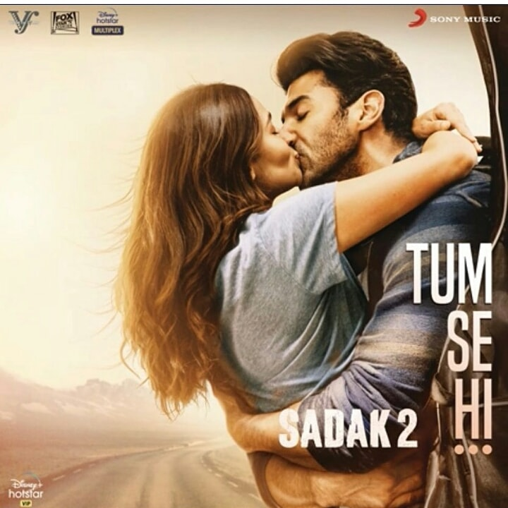 Tum Se Hi (Sadak 2) 2020 Hindi Movie Video Song 1080p HDRip Free Download