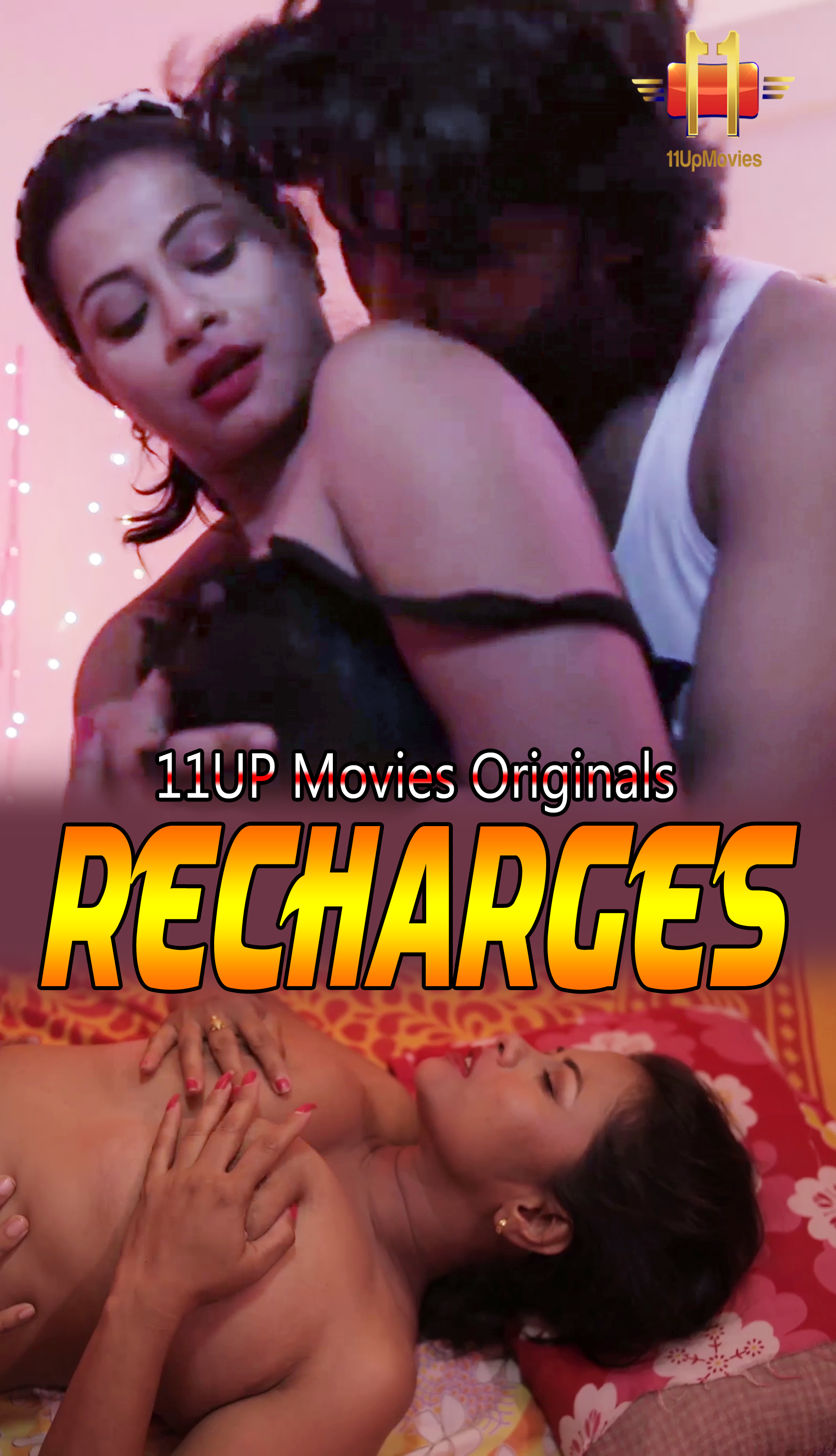18+ Recharge 2020 S01 Hindi 11Upmovies Hot Web Series 720p HDRip 300MB x264 AAC