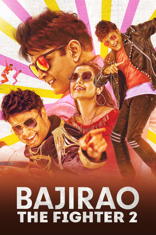 Bajirao The Fighter 2 (2020) Hindi Dubbed 720p HDRip 900MB Download